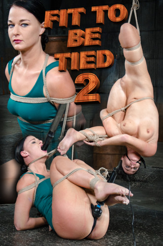 Fit To Be Tied part 2 London River — BDSM, Humiliation, Torture