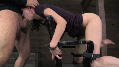 Bonnie Day brutally pounded and bred