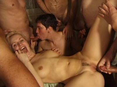 Sperma Party Part 3