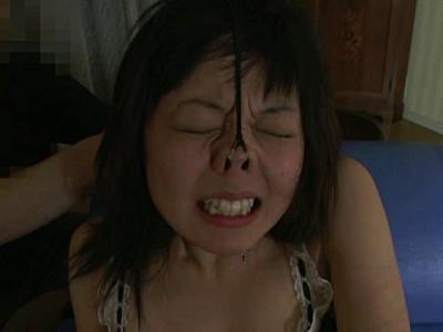 Bondage teen Anri Mizuna