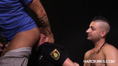 Cop's Hell 2 (Aday Traun, Alberto Brown, Izann)