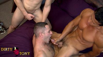 Dirty Tony - Fabian (AJ Irons), Bradley Rose, Clayton Archer