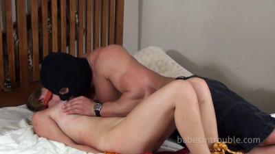 Annika Tied & Fucked (7 Dec 2014) BabesInTrouble