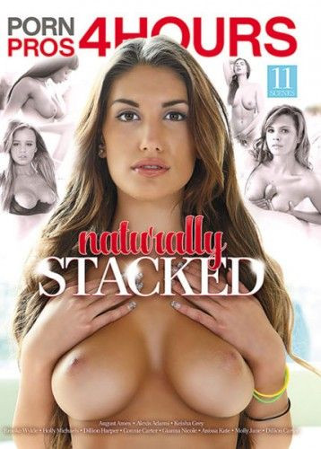 August Ames, Alexis Adams, Keisha Grey — Naturally Stacked (2016)