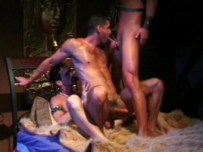 Men Of Odyssey – The Pharaoh's Curse