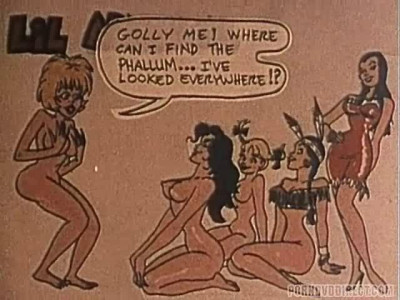 Dirty Little Adult Cartoons 5