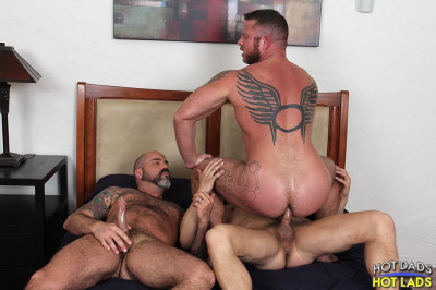 Charlie Harding, Scotty Rage, & Joseph Rough