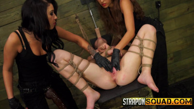 Straponsquad - Jan 01, 2016 - Kaisey Dean Loves Lesbian Domination Threesomes & Sybian