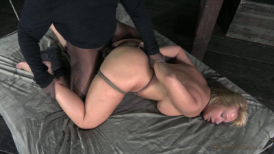Mellanie Monroe Made To Worship BBC, Punishing Deep Throat, Bound And Sex