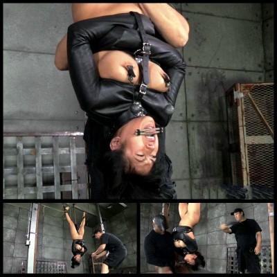 Suspended Upside Down In A Straightjacket (18 Jun 2014) Sexually Broken