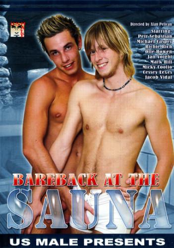 BareBack At The Sauna