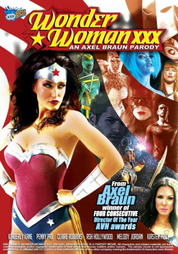 Wonder Woman XXX An Axel Braun Parody (2015)
