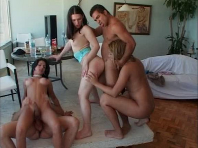 Rocco Transsexual Gang Bang – Part 2