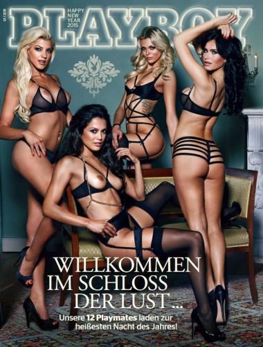Playboy-Gernany — 2015