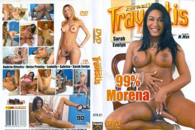 Description Brazilian Travestis - 99% Morena