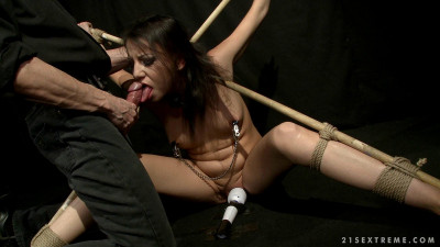 Karen – Crucified And Fucked