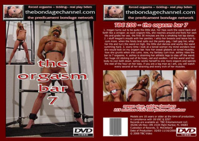 The Orgasm Bar 7
