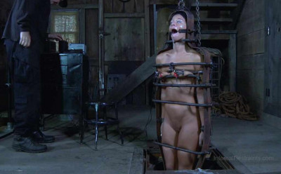 Amazing slave in BDSM