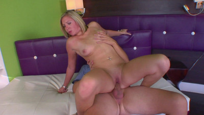Chase fucks while waiting her hubby