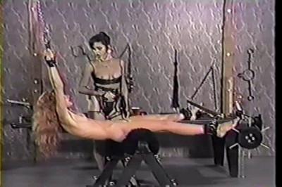 London Video - Disciplined girl