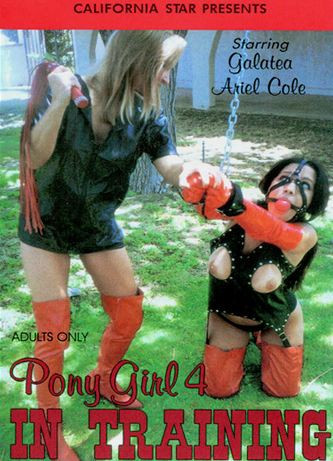California Star - Pony Girl 4 In Training