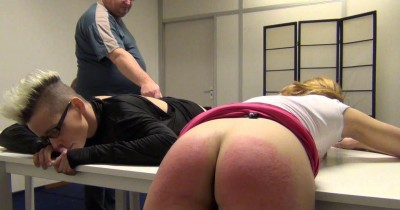 Angelique And Sidney In Soundly Strapped Part 2