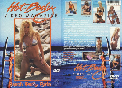 Hot Body Video Magazine: Beach Party Girls