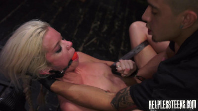Halle Von Must Endure Domination