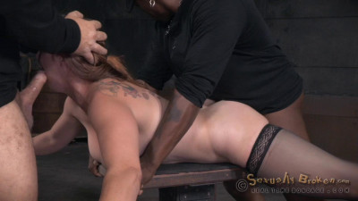 Bella Rossi – Rough Fucking And Brutal Deepthroat(Aug 2015)