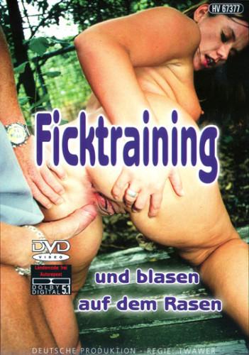 Ficktraining: Und blasen auf dem Rasen