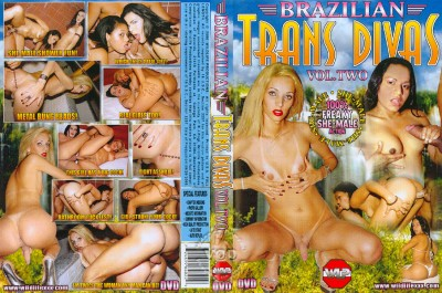 Brazilian Trans Divas Vol. Two