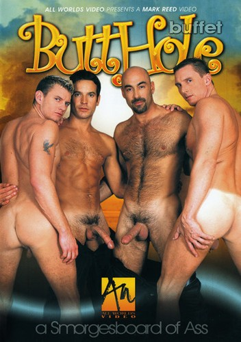 Butthole Buffet ; soft-cover on gay mathematicians.