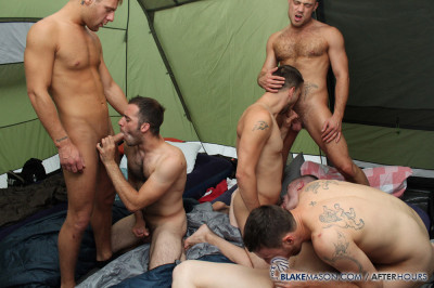 An Orgy To End A Great Trip