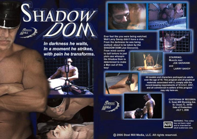 Shadow Dom gay bear muscle porn...