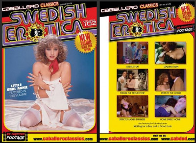 Swedish Erotica 102: Little Oral Annie (Caballero)
