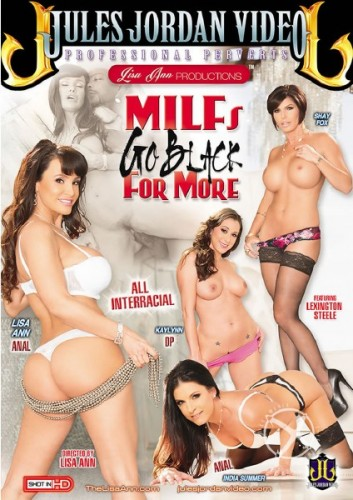 MILFs Go Black For More (2014)