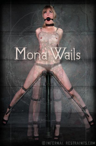 Mona Wales - Mona Wails - Only Pain HD