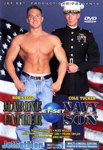 Marine man, Navy boy