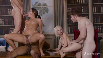 Piper Perri, Hope - Will Work For Sex For Colette (2015)