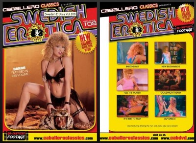 Swedish Erotica 108: Barbii
