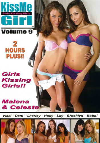 KissMe Girl: Girls Kissing Girls — Volume 9