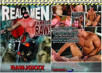 Real Men Take It Raw (2011) DVDRip