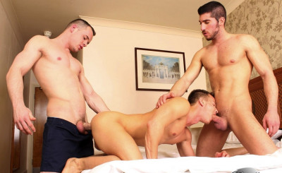 Jock Inn: Room Service (Darius Ferdynand, Diesel OGreen and Leo Domenico)
