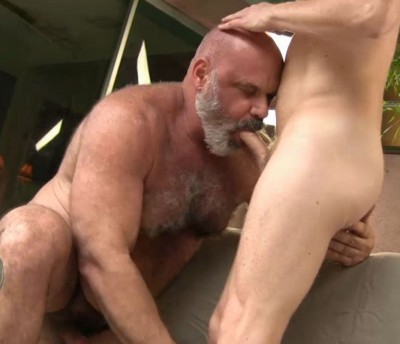 Daddy Bear Bottom