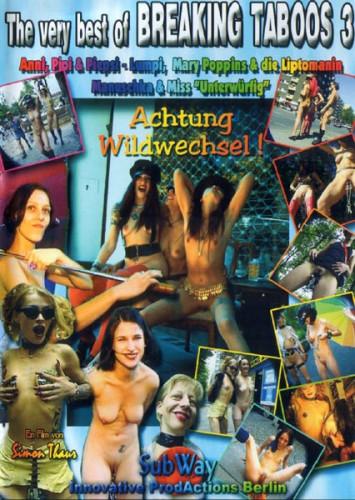 The Very Best Of Breaking Taboos #3 - Achtung Wildwechsel!