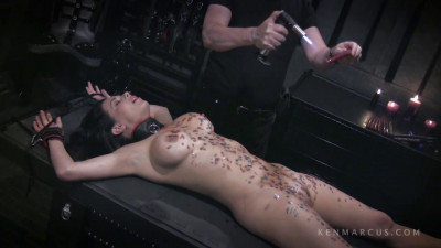 Ken Marcus – Veronica Avluv – Gets Waxed