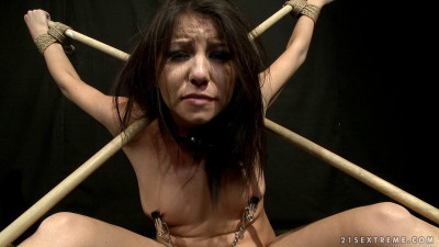 Karen – Crucified & Fucked