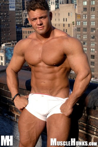 MuscleHunks - Adam Reich: Baby Beef (2006)