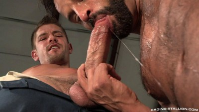 Raging Stallion - Filthy Fucks (Austin Chandler & David Benjamin)