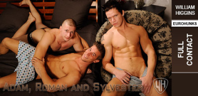 WHiggins - Adam, Roman and Sylvester - Full Contact - 20-07-2013